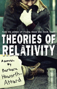 homelessness in the novel theories of relativity by barbara haworth attard The hub mend a broken heart: homeless and abused teens in theories of relativity by barbara haworth-attard is another book about teenage homelessness.
